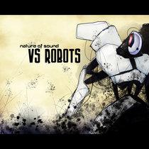 vs robots cover art