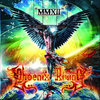 "PHOENIX RISING ""Fire and Ashes"" Cover Art"