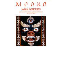 Mooko–Japan Concerts cover art