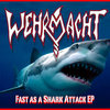 Fast As A Shark Attack EP Cover Art