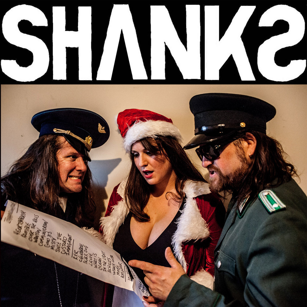 by the shanks - Heavy Metal Christmas