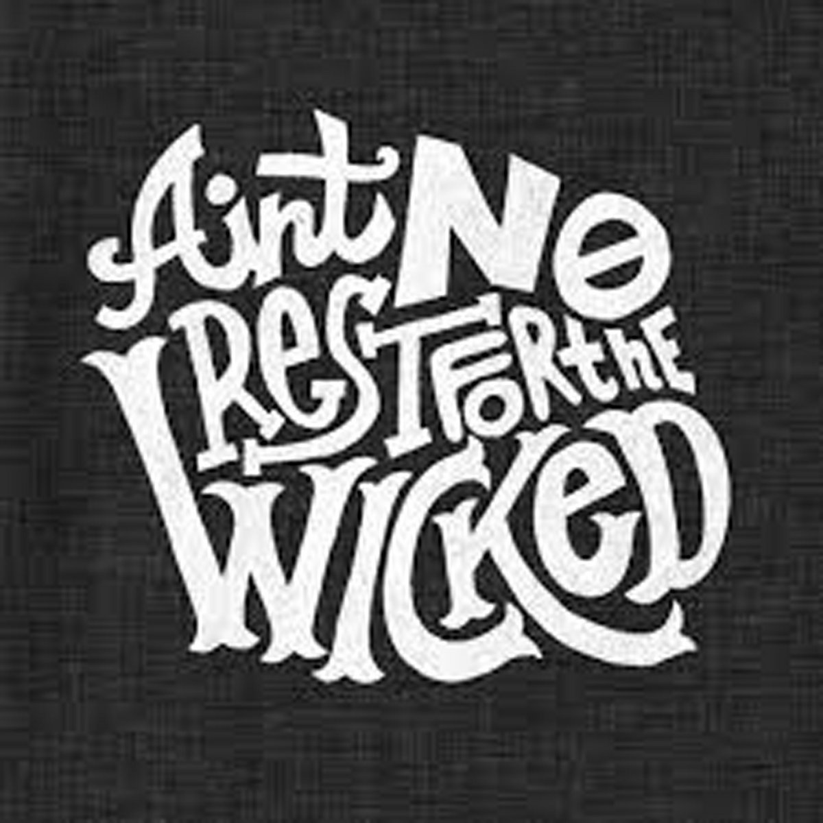 ain t no rest for the wicked mp3 free