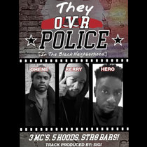 #theyOVRpolice cover art