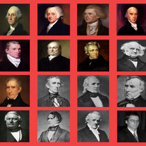 The Presidents of the United States of America (Volume 1) cover art