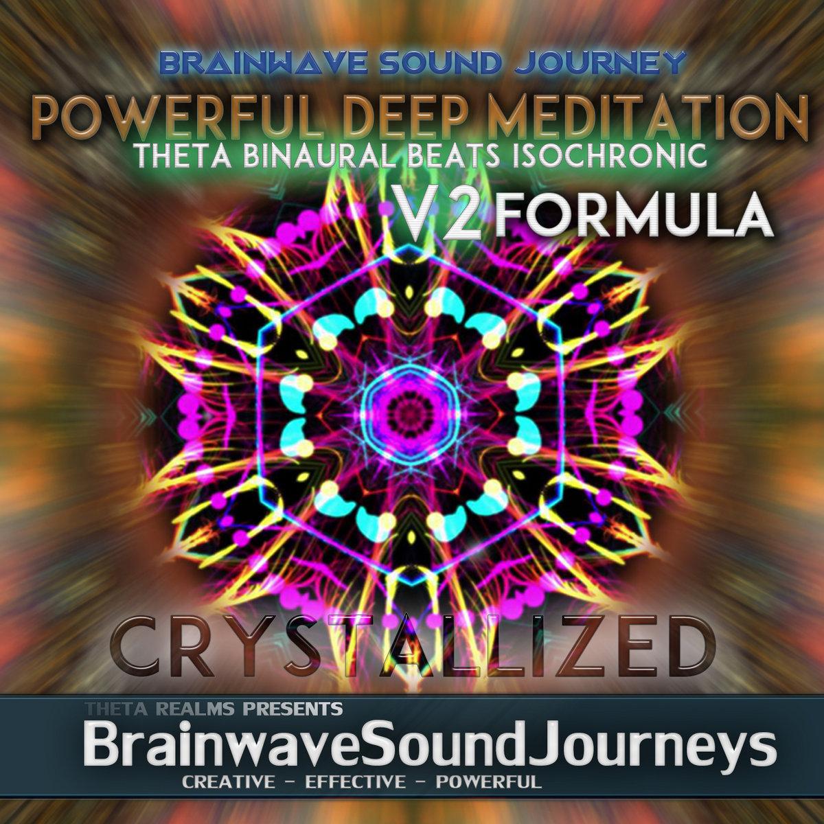 Powerful Deep Meditation ✶ Mandala Music V2 ✶ By Theta Realms