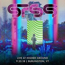 2018.09.25 :: Higher Ground :: Burlington, VT cover art