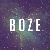 BOZE [BEAT TAPE] cover art