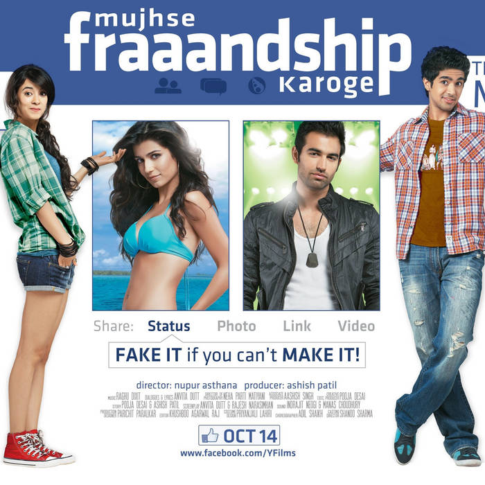 Mujhse Fraaandship Karoge hindi movie download mp4
