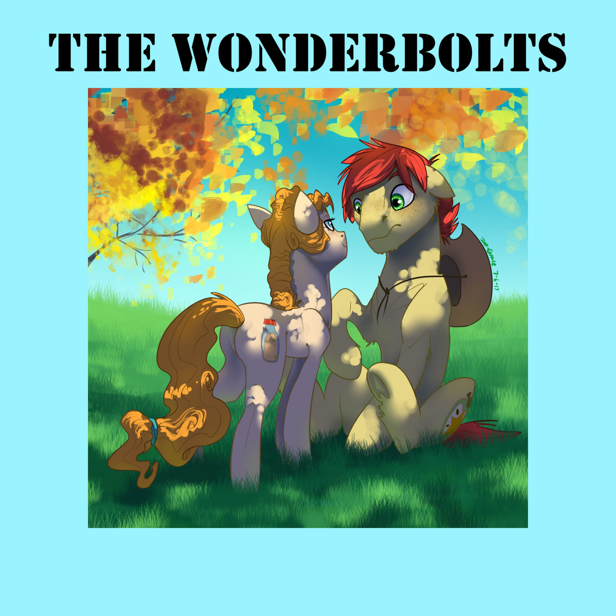 Youre In My Head Like A Catchy Song The Wonderbolts
