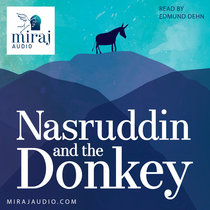 Nasruddin and the Donkey cover art