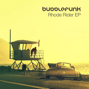 Rhode Rider EP by Bubo