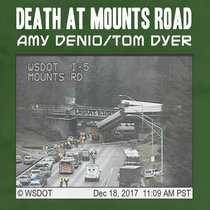 AD & Tom Dyer: Death At Mounts Road cover art