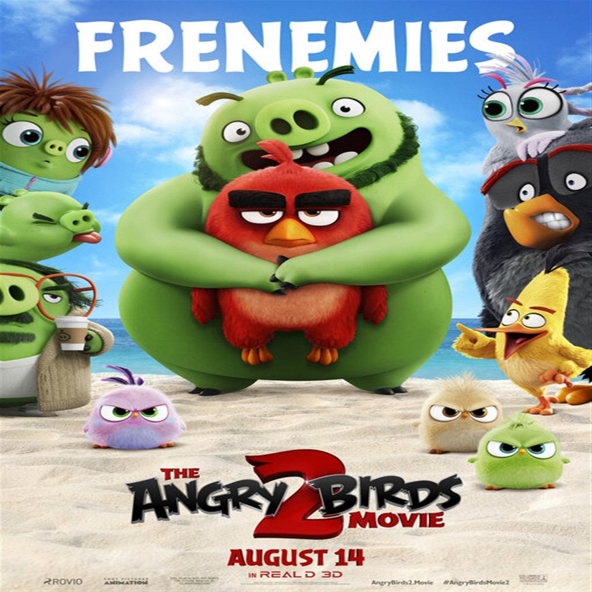 The Angry Birds Movie 2 2019 Movie Torrent Membconbege1978