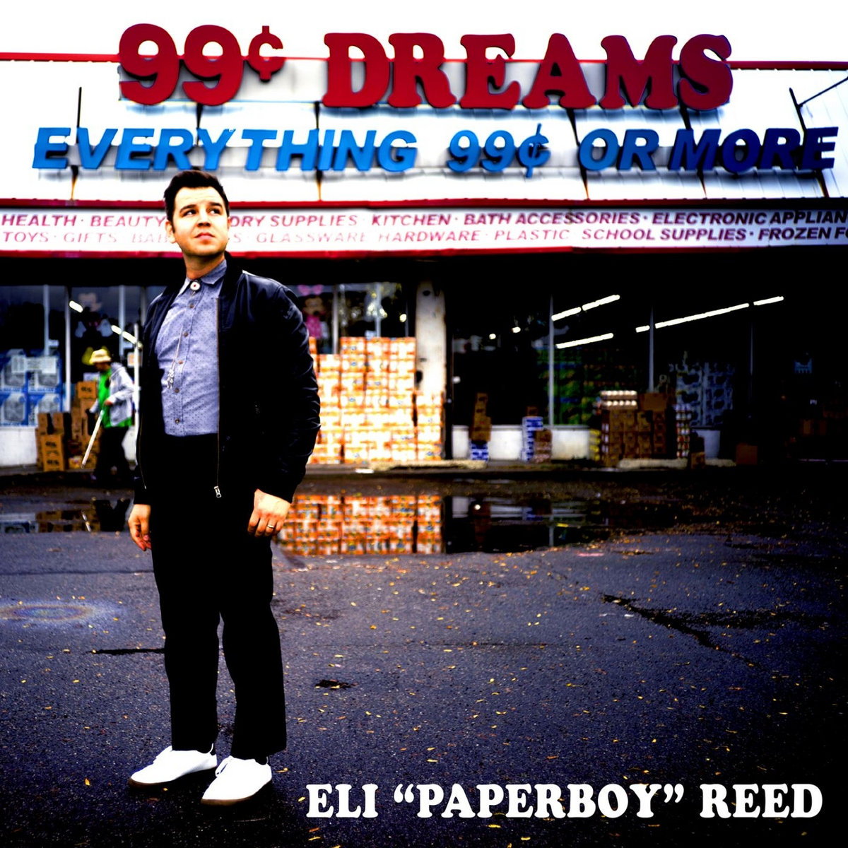 Image result for eli paperboy reed 99 cent dreams""