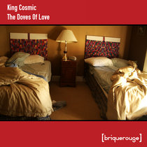 King Cosmic - The Doves Of Love (David Duriez Remixes) - Brique Rouge cover art