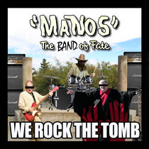 WE ROCK THE TOMB cover art