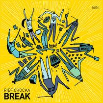 Break, Pt. 4 cover art