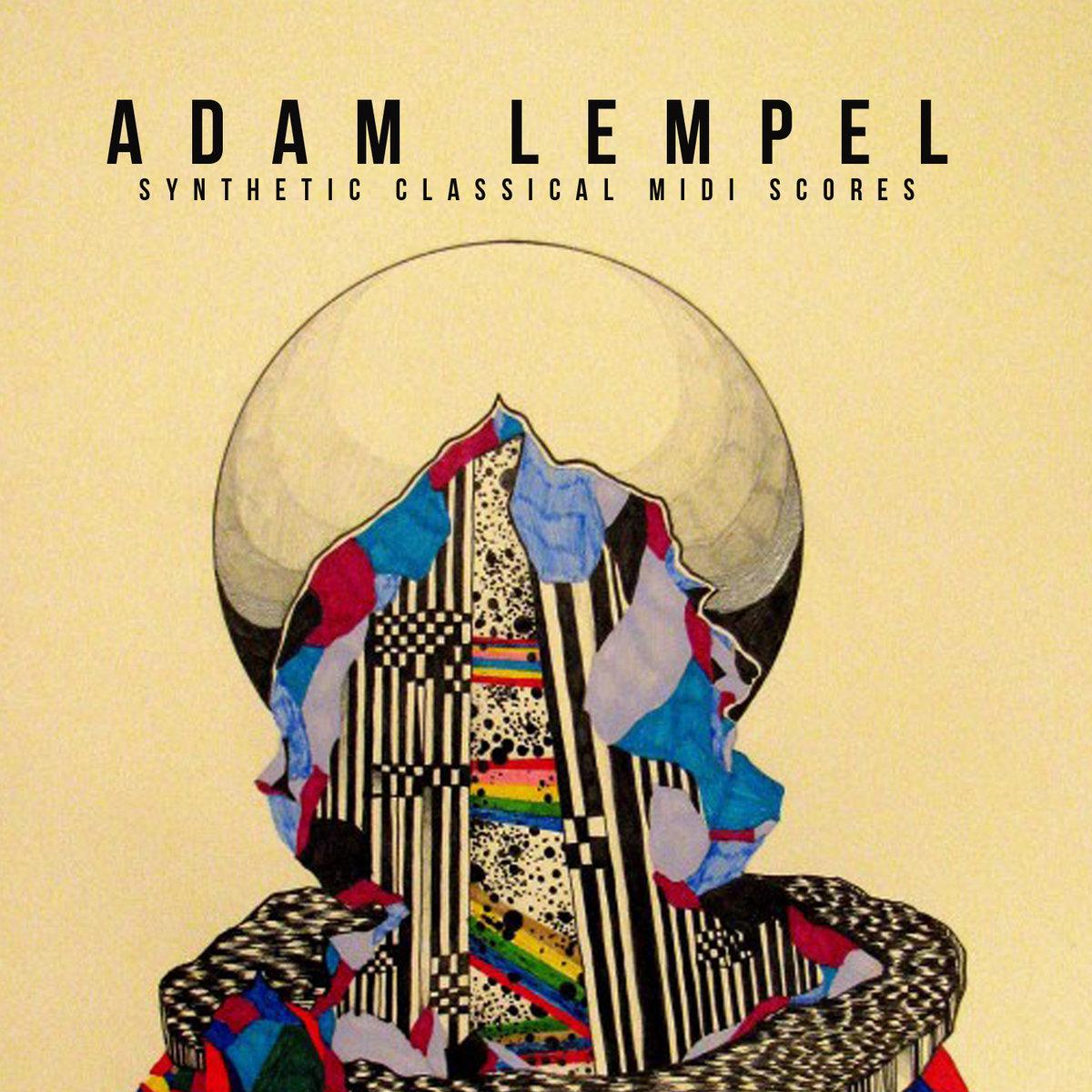 Synthetic Classical MIDI Scores | Adam Lempel