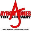 Ayron Jones & The Way LIVE @ KPC Cover Art