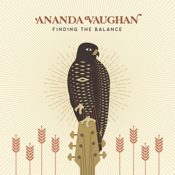 Finding The Balance (EP) by Ananda Vaughan