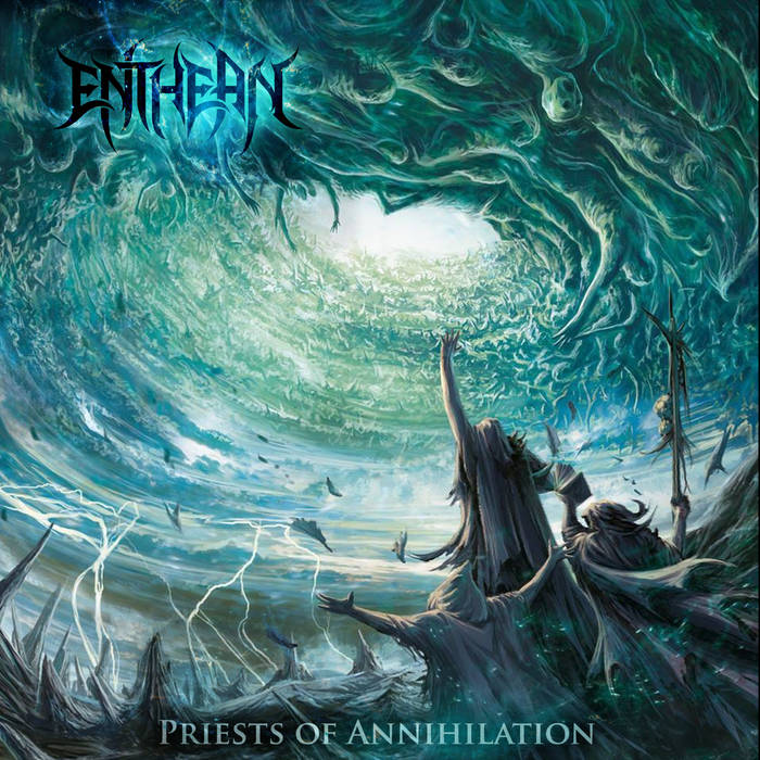 Priests of Annihilation cover art