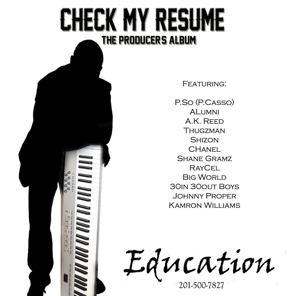 Check My Resume The Producers Album Education