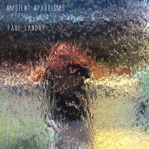 Ambient Aphorisms cover art