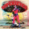 The Adventures Of Superseven (Original Web Series Soundtrack 2014) $16.00 Cover Art