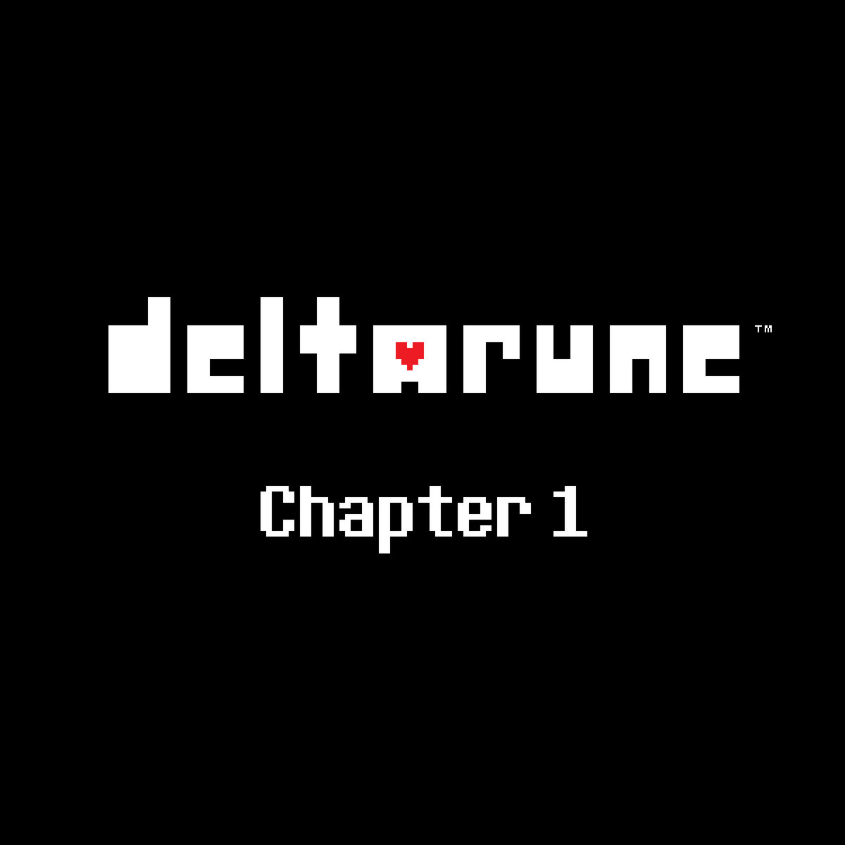 DELTARUNE Chapter 1 OST | Toby Fox