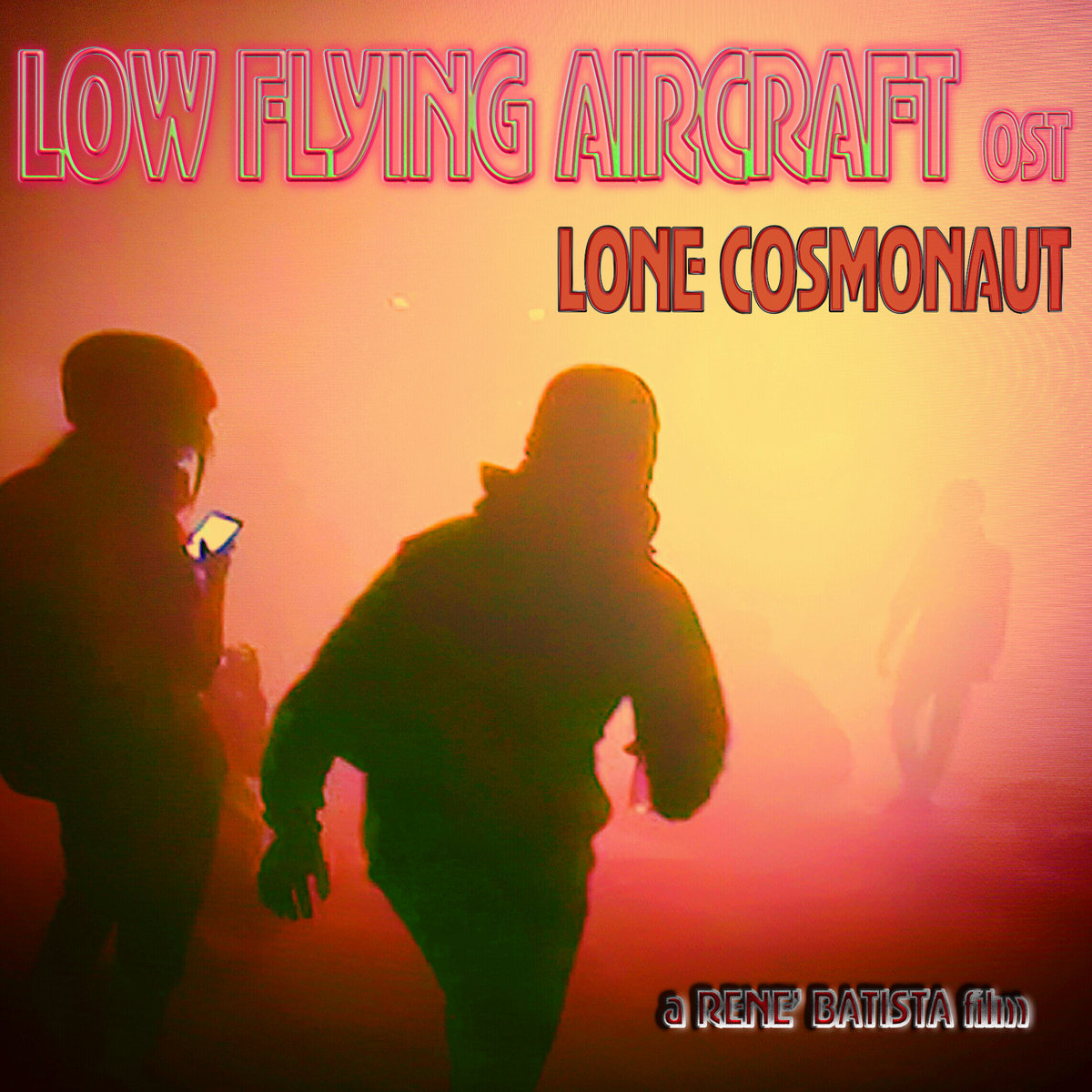 Lone Cosmonaut – Low Flying Aircraft OST
