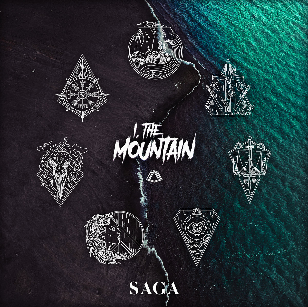 I, The Mountain - Saga [EP] (2019)