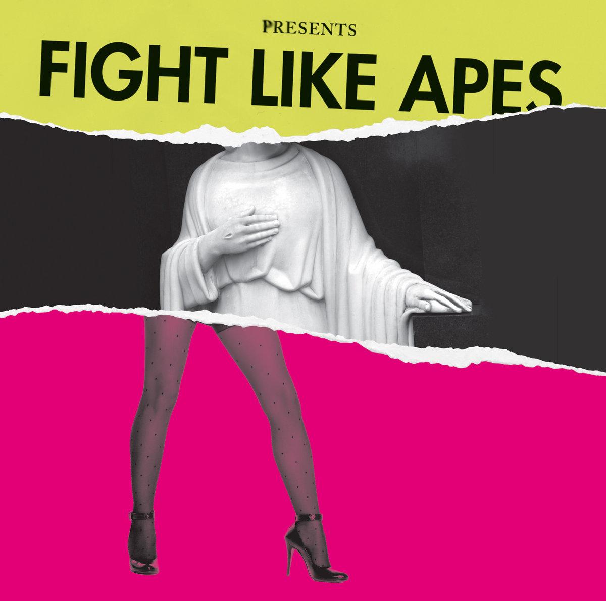 Kathmandu (Face it, You're Caviar, I'm Hotdogs) | Fight Like Apes