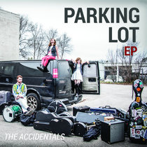 Parking Lot - EP cover art