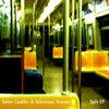 Selim Castillo and Telescope Thieves (Split EP) Cover Art
