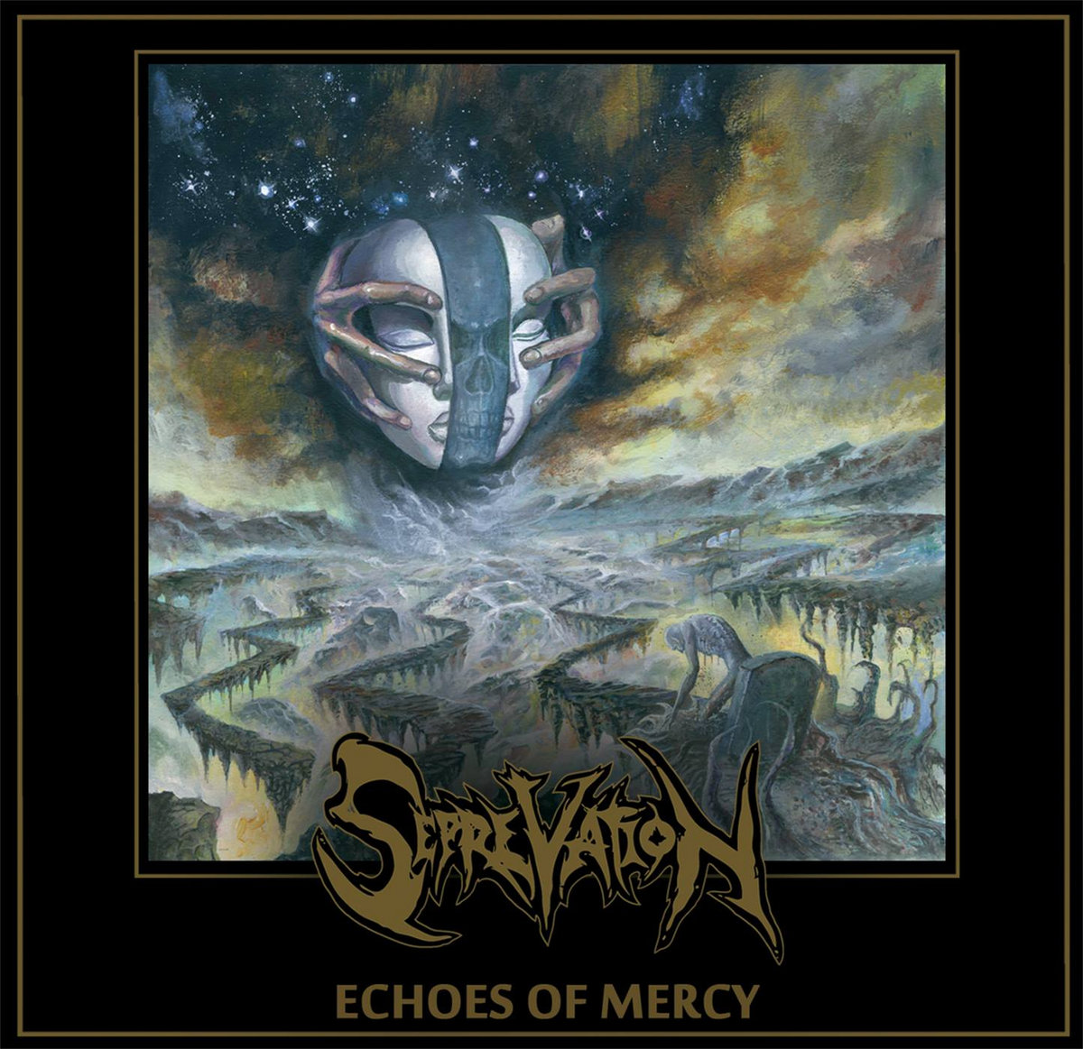 Image result for Seprevation - Echoes of Mercy
