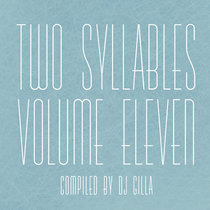 Two Syllables Volume Eleven cover art