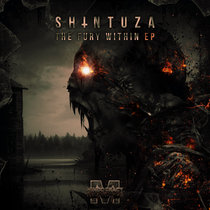 Shintuza - The Fury Within EP{​MOCRCYD053} cover art
