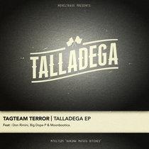 [MTXLT124] Tagteam Terror - Talladega EP cover art