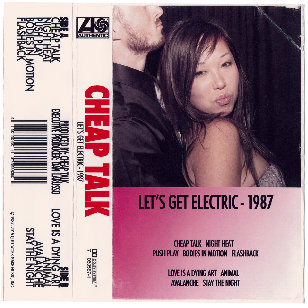 from letu0027s get electric by cheap talk