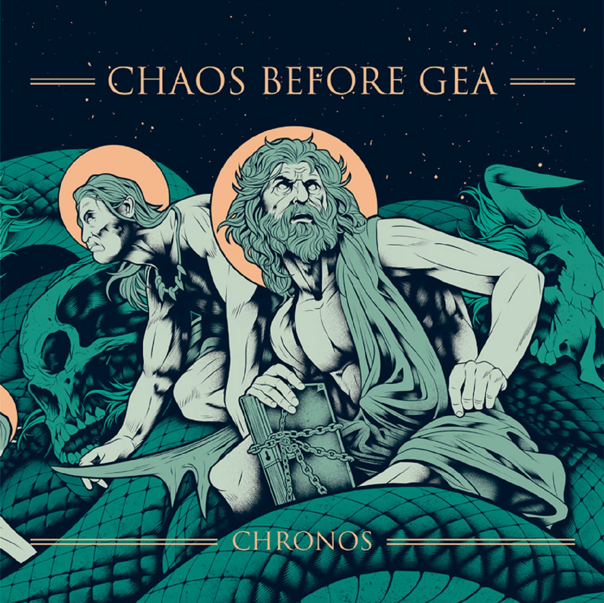 Chaos Before Gea - Chronos (2018)
