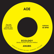 Ecology cover art