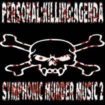 SYMPHONIC MURDER MUSIC 2 cover art