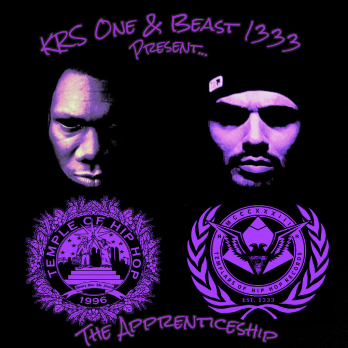 from KRS One & Beast 1333 Present: The Apprenticeship by KRS One & Beast  1333