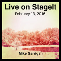 Live on StageIt - February 13, 2016 cover art