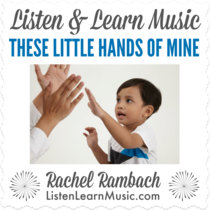 These Little Hands of Mine cover art