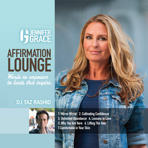 Affirmation Lounge - Words To Empower To Beats That Inspire cover art