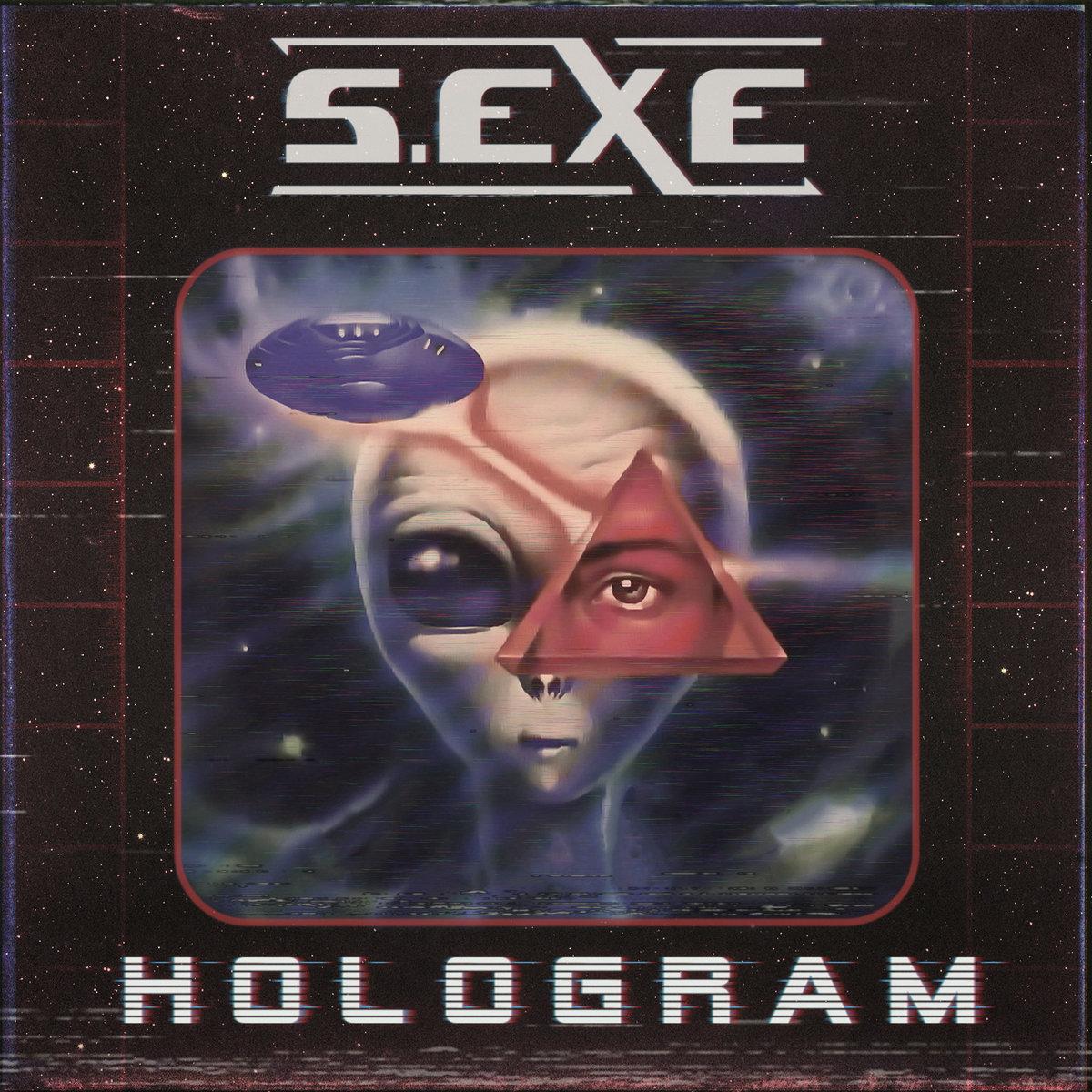 Hologram | Synthwave Cafe