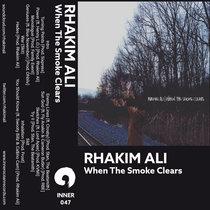 Rhakim Ali - When The Smoke Clears cover art