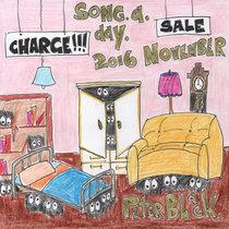 SONG A DAY - November 2016 cover art