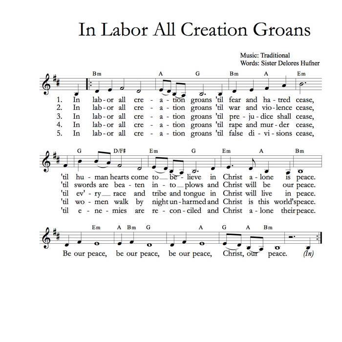 hymn to labor interpretation